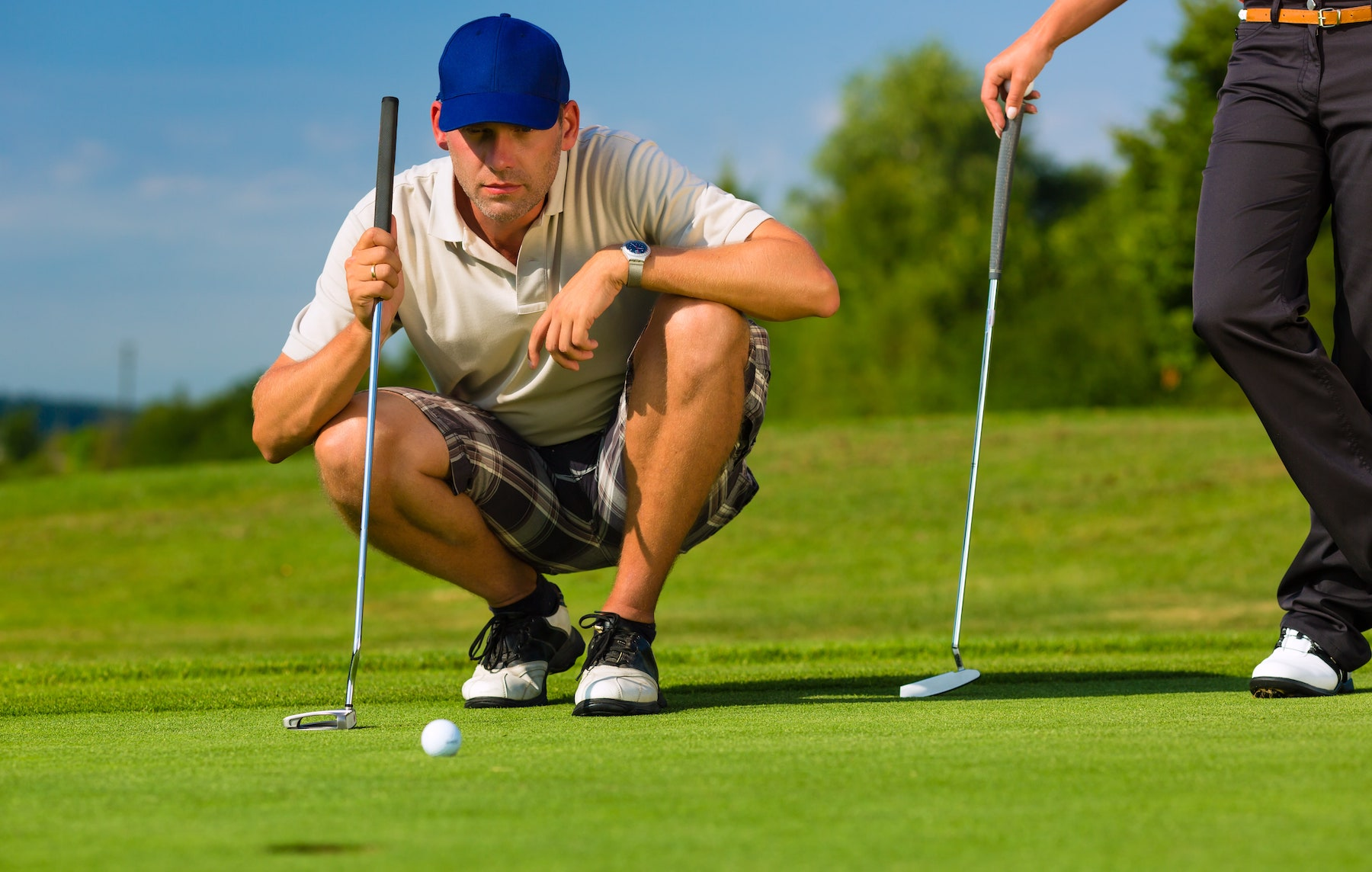 How to Play in a Golf Tournament